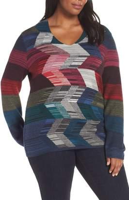 Nic+Zoe Arctic Heat Sweater