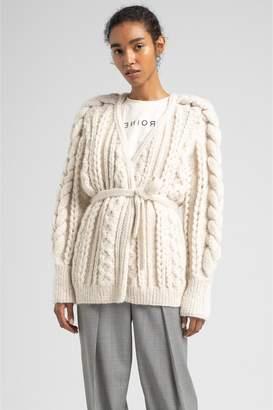 Dagmar Eva Hand Knitted Cardigan