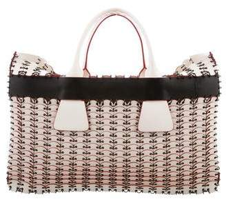Paco Rabanne 14#01 Cabas Tote