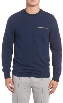 Men's 2(X)Ist Modern Classic Crewneck Sweatshirt $78 thestylecure.com