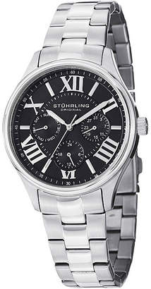 Stuhrling Original Sthrling Original Womens Stainless Steel Bracelet Watch