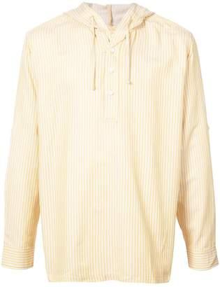 Onia striped hoodie