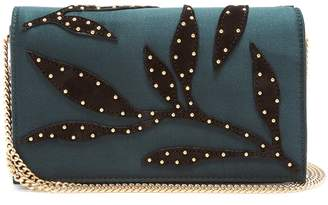 Diane von Furstenberg Soirée embellished cross-body bag