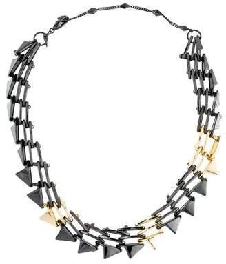 Alexis Bittar Origami Link Necklace