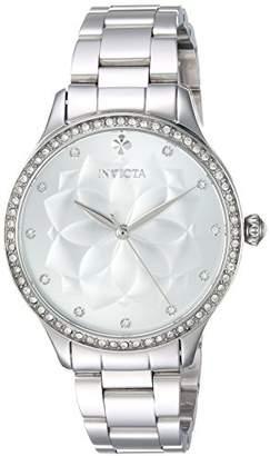 Invicta Women's 'Wildflower' Quartz Stainless Steel Casual Watch