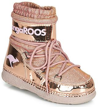 KangaROOS K-MOON women's Snow boots in Pink