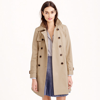 Collection icon trench coat