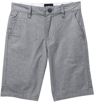 RVCA That'll Walk Oxford Shorts (Big Boys)