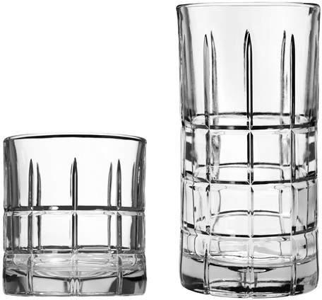 Anchor Hocking Manchester 16 Piece Drinkware Set