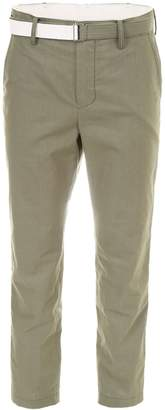 Sacai Khaki Trousers