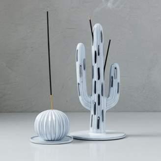 west elm Tin Glaze Incense Burners