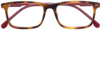 Carrera rectangular shaped glasses
