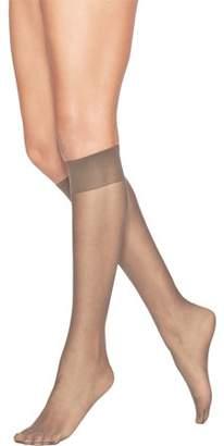 Hanes Leggs Everyday Women's Light Sheer Knee High Hosiery 10-Pair
