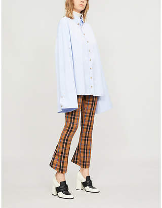 Awake Oversized cotton shirt