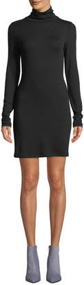 Rag & Bone Landon Turtleneck Long-Sleeve Body-con Sweaterdress