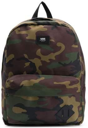 Vans camouflage Old Skool III backpack