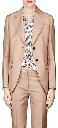 Prada Women's Worsted Mohair-Wool Blazer