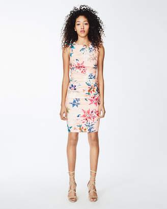Nicole Miller Amazonia Mist Lauren Dress