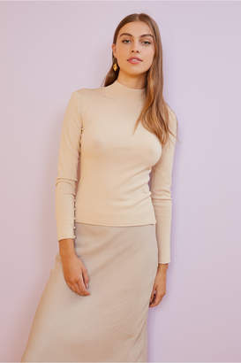 Finders Keepers CARINA KNIT nude