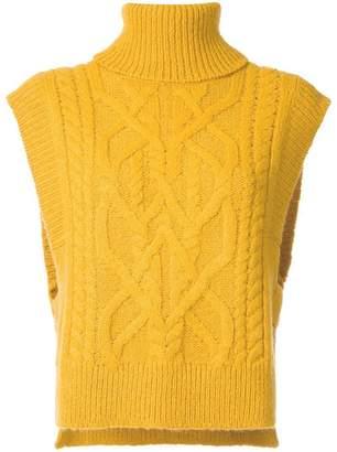 Isabel Marant 'Grant' sleeveless jumper