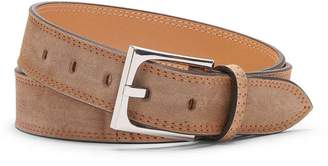 Donald J Pliner FRANCO, Washed Suede Belt