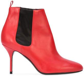 Pierre Hardy elastic panel stiletto boots