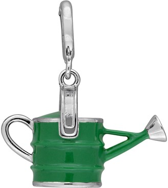 Garden Collection Laura Ashley Lifestyles Sterling Silver Watering Can Charm