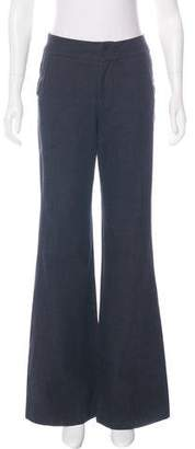 Co Mid-Rise Flared Jeans w/ Tags
