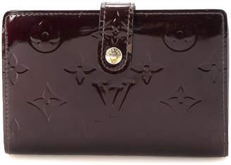 Louis Vuitton Vernis French Wallet - Vintage