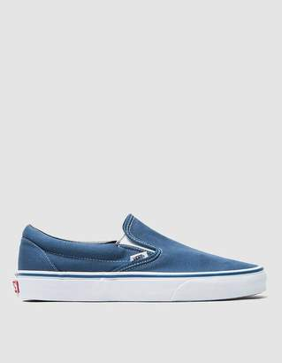 Vans Classic Slip-On in Navy