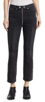 Rag & Bone Iver Zipper Jeans