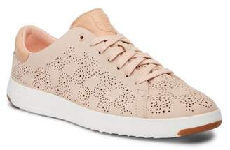 Cole Haan GrandPro Perforated Leather Sneaker