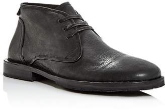 John Varvatos Men's Portland Leather Chukka Boots