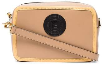 Fendi Nude mini camera leather cross-body bag
