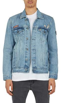 Barney Cools B. Rigid Denim Jacket