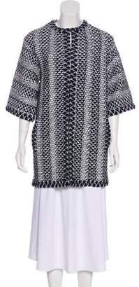 Chanel Knit Short Coat