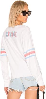 RE/DONE Long Sleeve Logo Tee