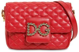 Dolce & Gabbana Small Millennial Quilted Leather Bag