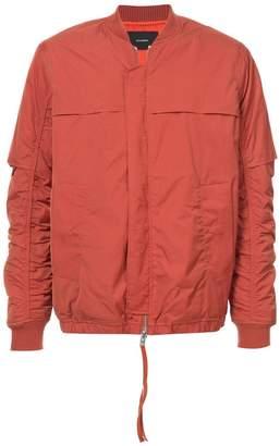 Stampd Heston packable bomber jacket