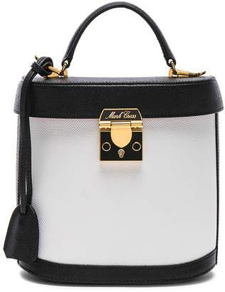 Mark Cross Colorblock Saffiano Benchley Bag