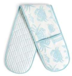 Marks and Spencer Seaside Core Print Double Oven Glove
