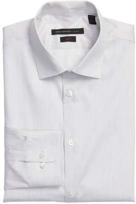 John Varvatos Slim Fit Stripe Stretch Dress Shirt