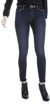 bede310208d9 Joe Fresh Women's Ultra Slim Dark Jean, Dark Rinse (Size ...