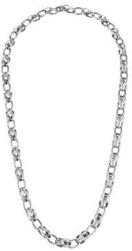 John Hardy Classic Silver Chain Necklace