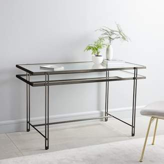 west elm Fulton Desk - Antique Bronze