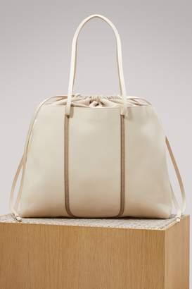 Maison Margiela Leather shopping bag