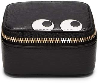 Anya Hindmarch Keepsake Eyes leather box