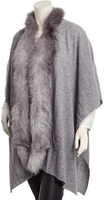 Sofia Cashmere sofiacashmere Sofiacashmere Textured Cashmere Wrap