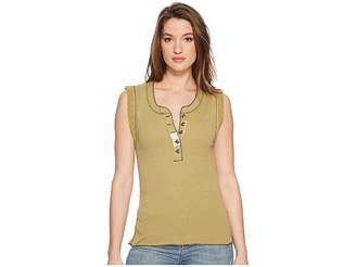 Free People Last Stop Tank Top Women's Sleeveless