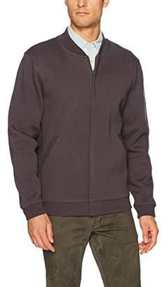 Pendleton Men's Baseball Jacket In Knit Jacquard